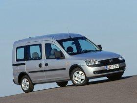 Ver foto 12 de Opel Combo 2001