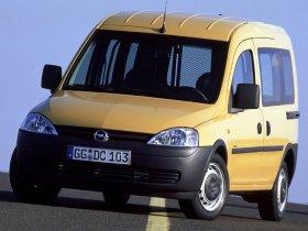 Ver foto 9 de Opel Combo 2001