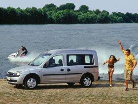 Ver foto 8 de Opel Combo 2001