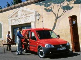 Ver foto 7 de Opel Combo 2001
