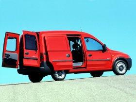 Ver foto 6 de Opel Combo 2001