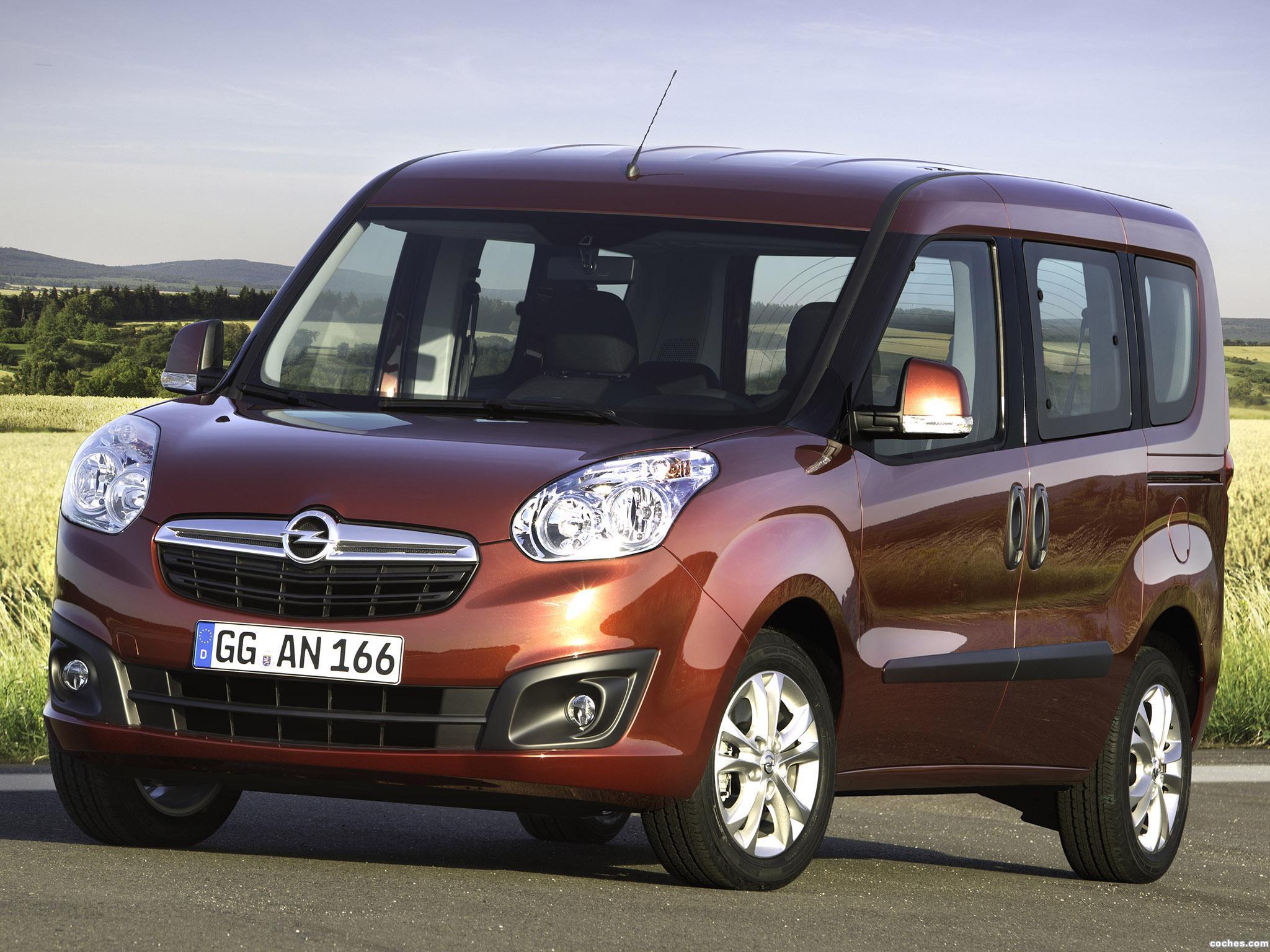 Foto 0 de Opel Combo 2011