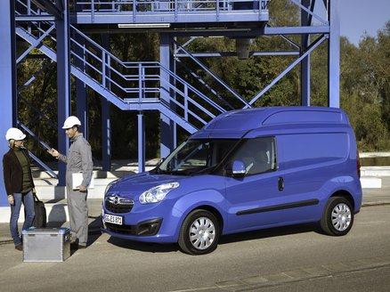 Opel Combo 1.3cdti Cargo L1h1 95