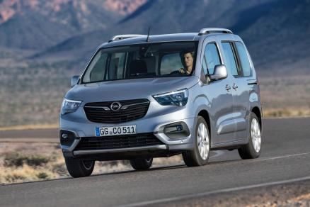 Opel Combo Life 1.5td Expression L 75