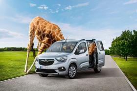 Ver foto 16 de Opel Combo Life 2018