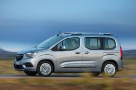 Ver foto 7 de Opel Combo Life 2018