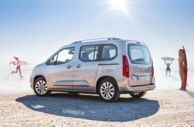 Ver foto 9 de Opel Combo Life 2018