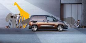 Ver foto 18 de Opel Combo Cargo 2018