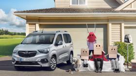 Ver foto 5 de Opel Combo Life 2018