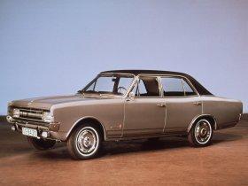 Ver foto 6 de Opel Commodore A 1970