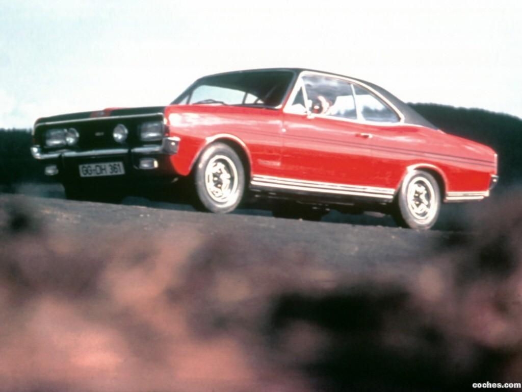 Foto 6 de Opel Commodore A 1970