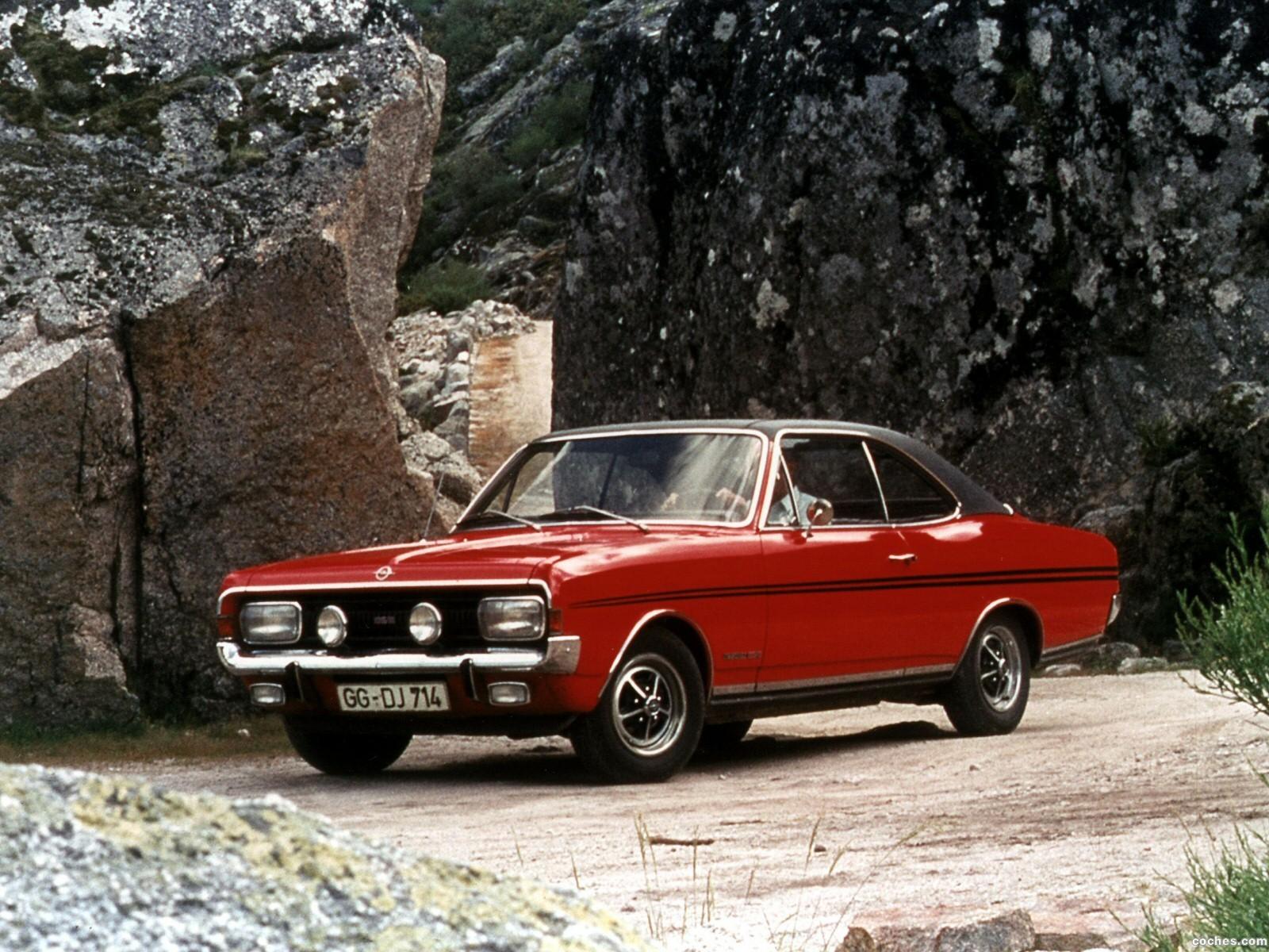 Foto 4 de Opel Commodore A 1970