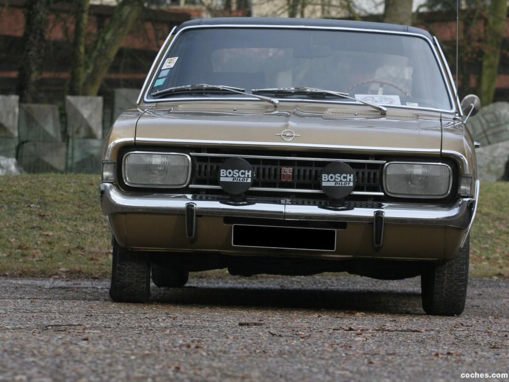 Foto 3 de Opel Commodore A 1970