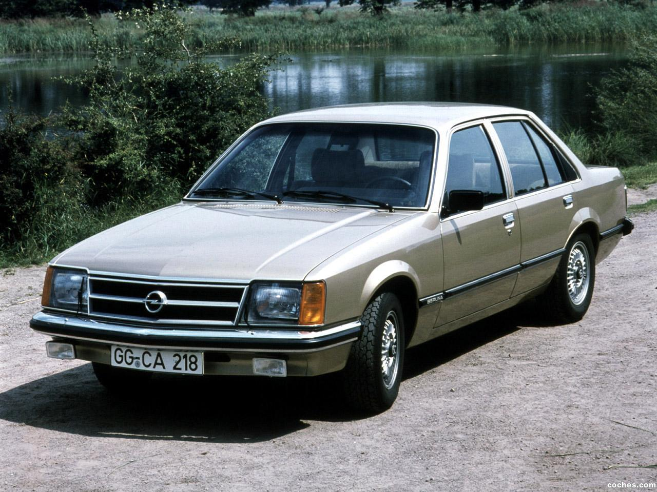 Foto 0 de Opel Commodore C 1978