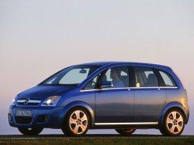 Ver foto 10 de Opel Concept M 2002