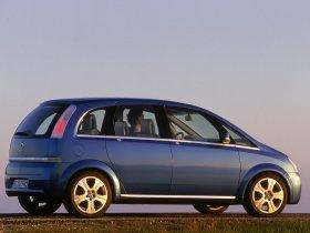 Ver foto 9 de Opel Concept M 2002
