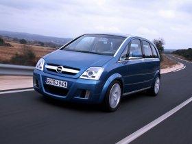 Ver foto 7 de Opel Concept M 2002