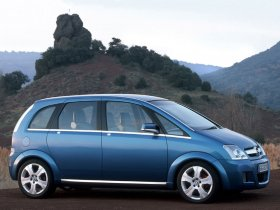 Ver foto 6 de Opel Concept M 2002