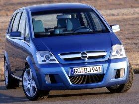 Ver foto 5 de Opel Concept M 2002