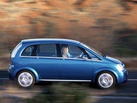 Ver foto 4 de Opel Concept M 2002