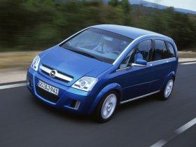 Ver foto 3 de Opel Concept M 2002