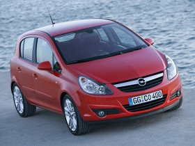 Ver foto 12 de Opel Corsa 2006