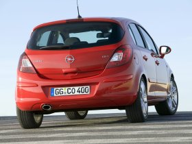 Ver foto 11 de Opel Corsa 2006