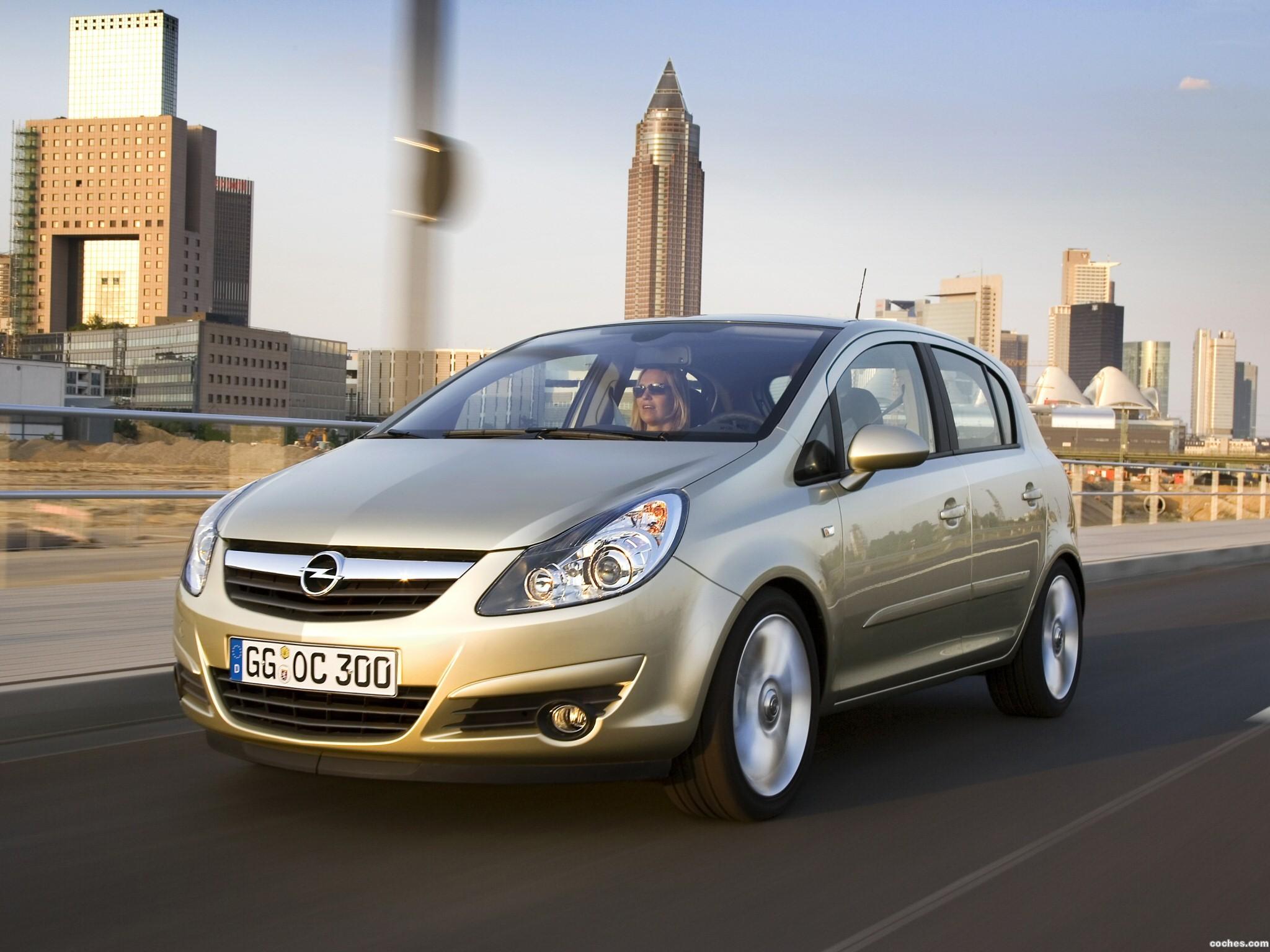 Foto 0 de Opel Corsa 2006