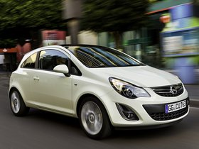 Fotos de Opel Corsa (D) 2010