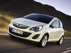 Ver foto 20 de Opel Corsa (D) 2010