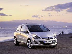Ver foto 14 de Opel Corsa (D) 2010