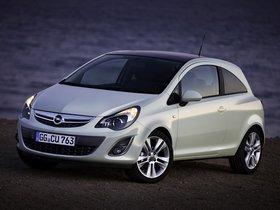 Ver foto 11 de Opel Corsa (D) 2010