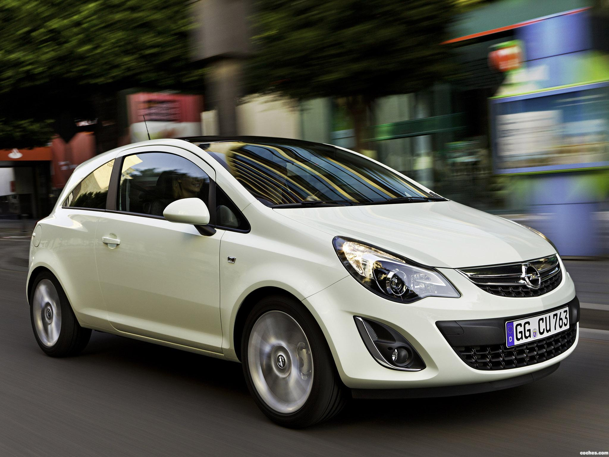 Foto 0 de Opel Corsa (D) 2010