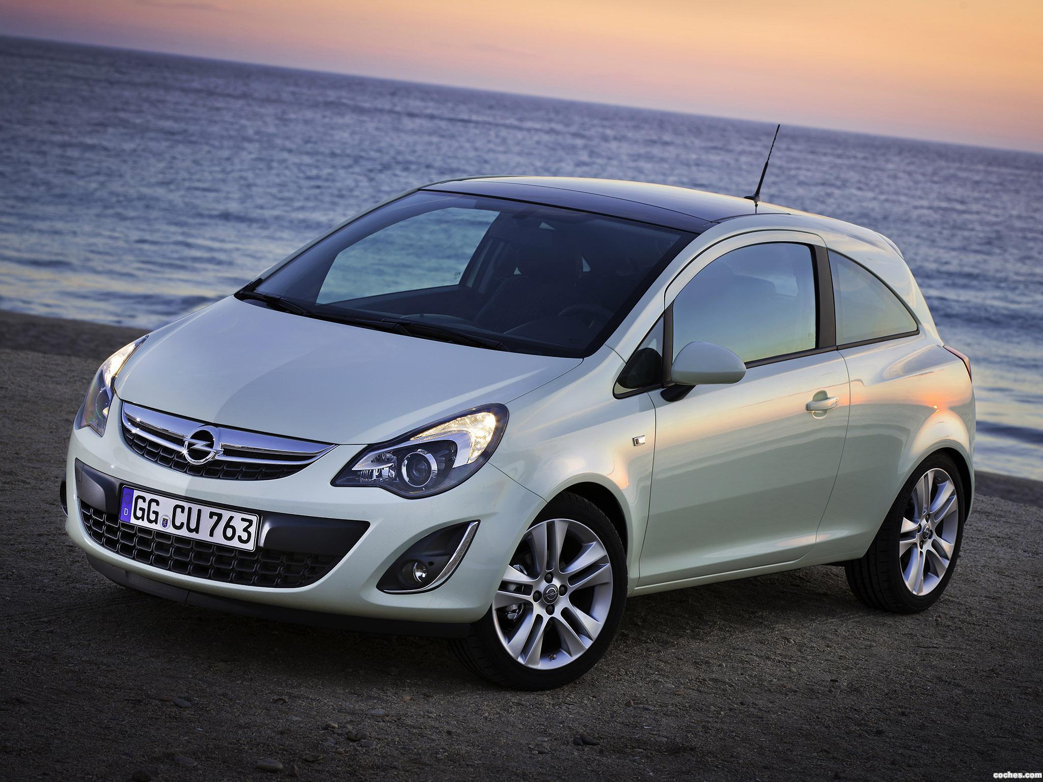 Foto 17 de Opel Corsa (D) 2010