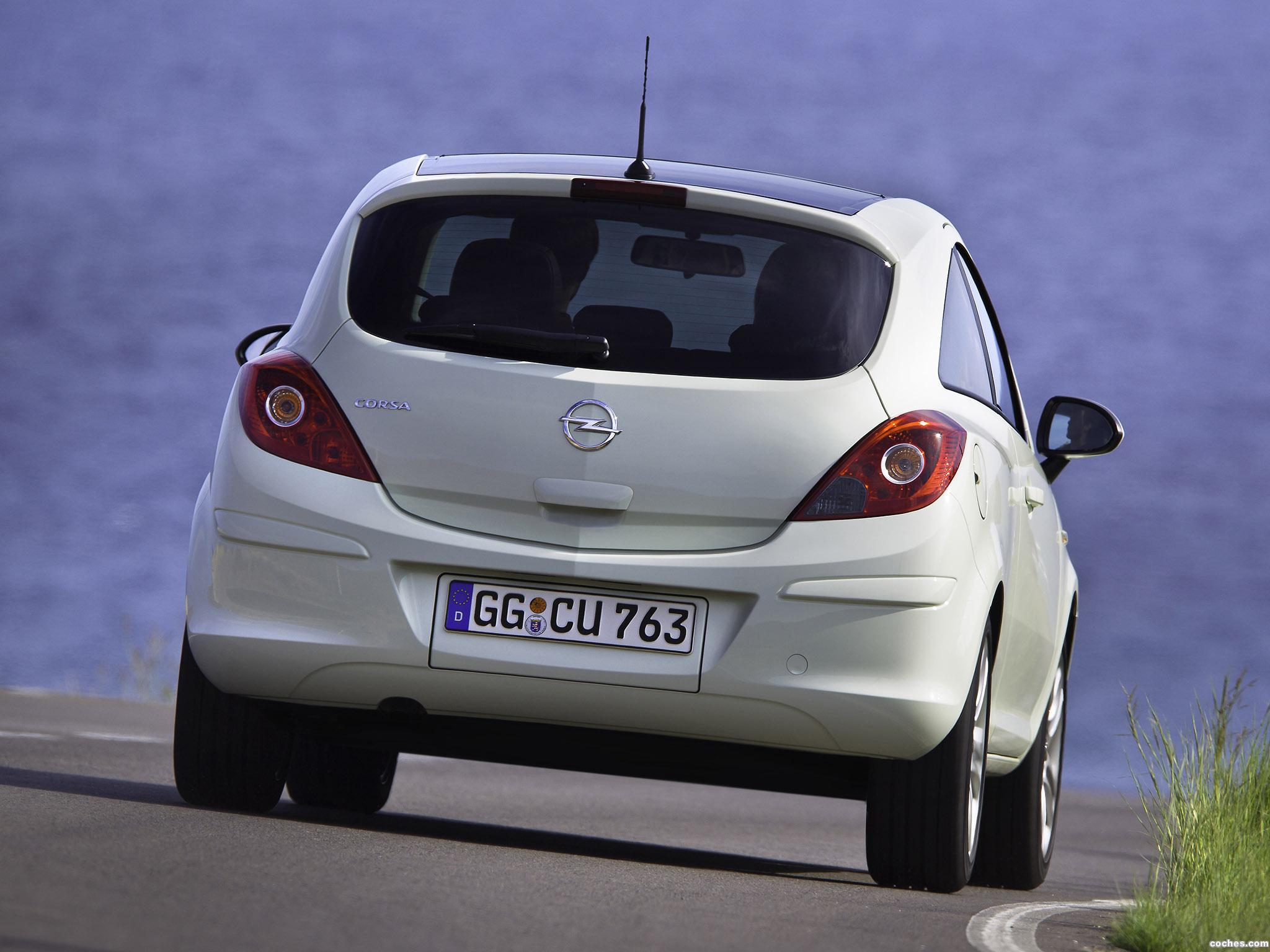 Foto 16 de Opel Corsa (D) 2010