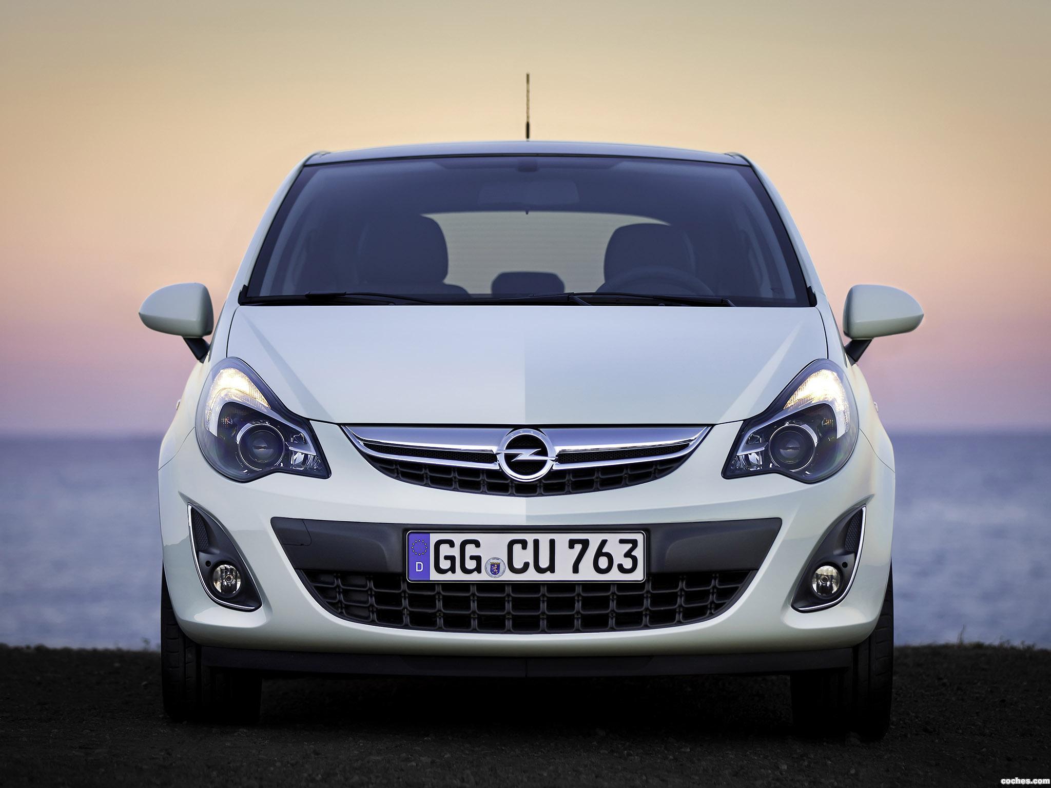 Foto 14 de Opel Corsa (D) 2010