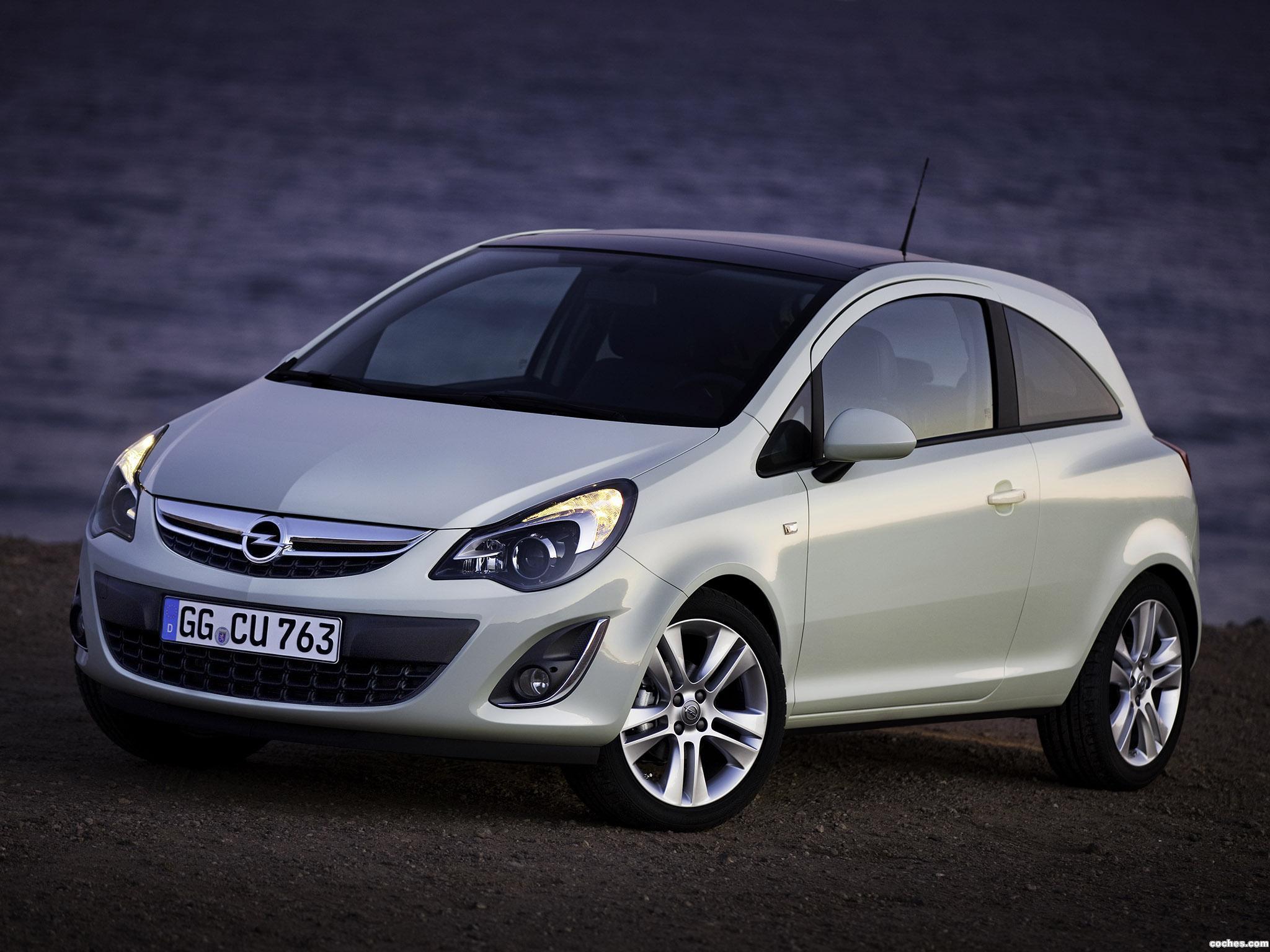 Foto 10 de Opel Corsa (D) 2010