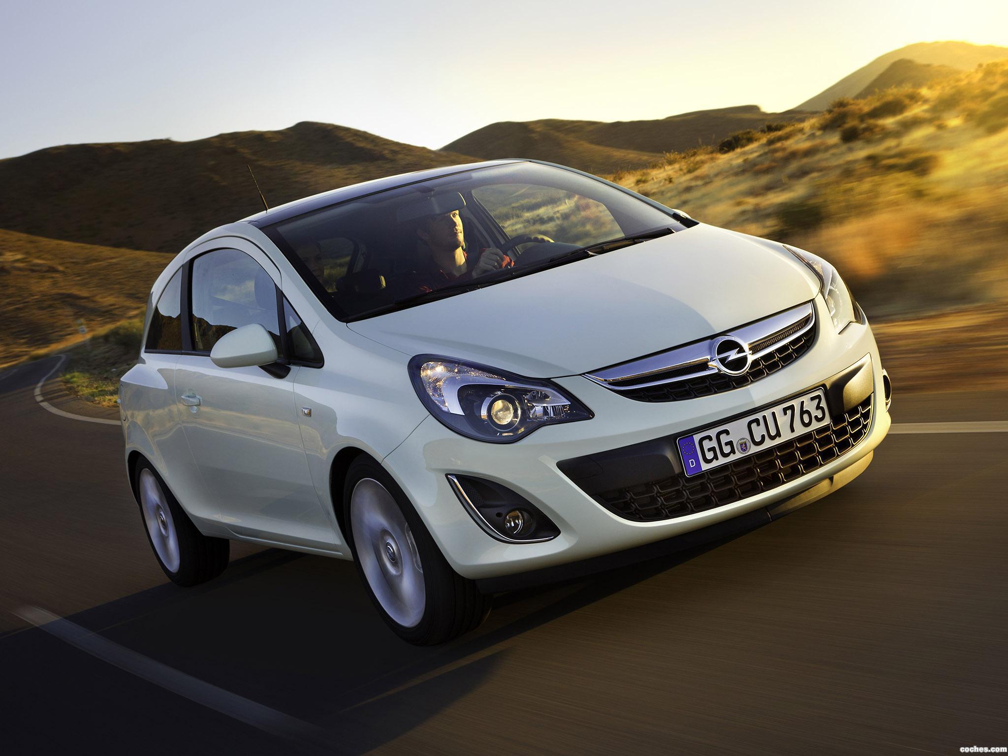 Foto 5 de Opel Corsa (D) 2010