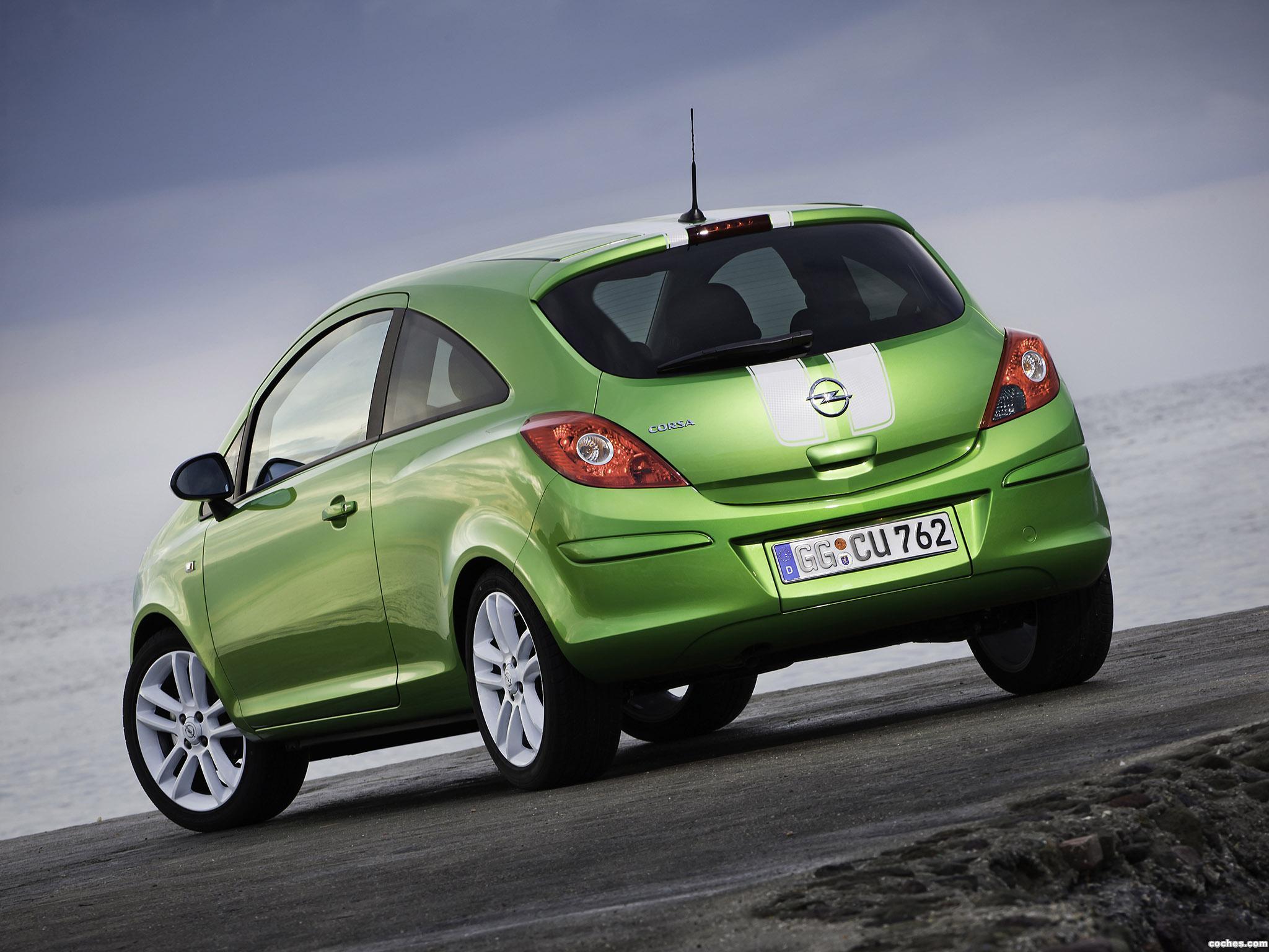 Foto 4 de Opel Corsa (D) 2010