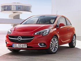 Ver foto 3 de Opel Corsa 3 puertas 2014