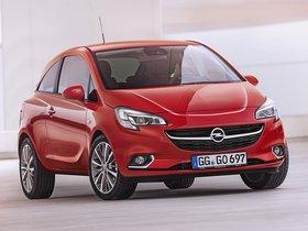 Ver foto 2 de Opel Corsa 3 puertas 2014