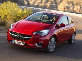 Ver foto 1 de Opel Corsa 3 puertas 2014