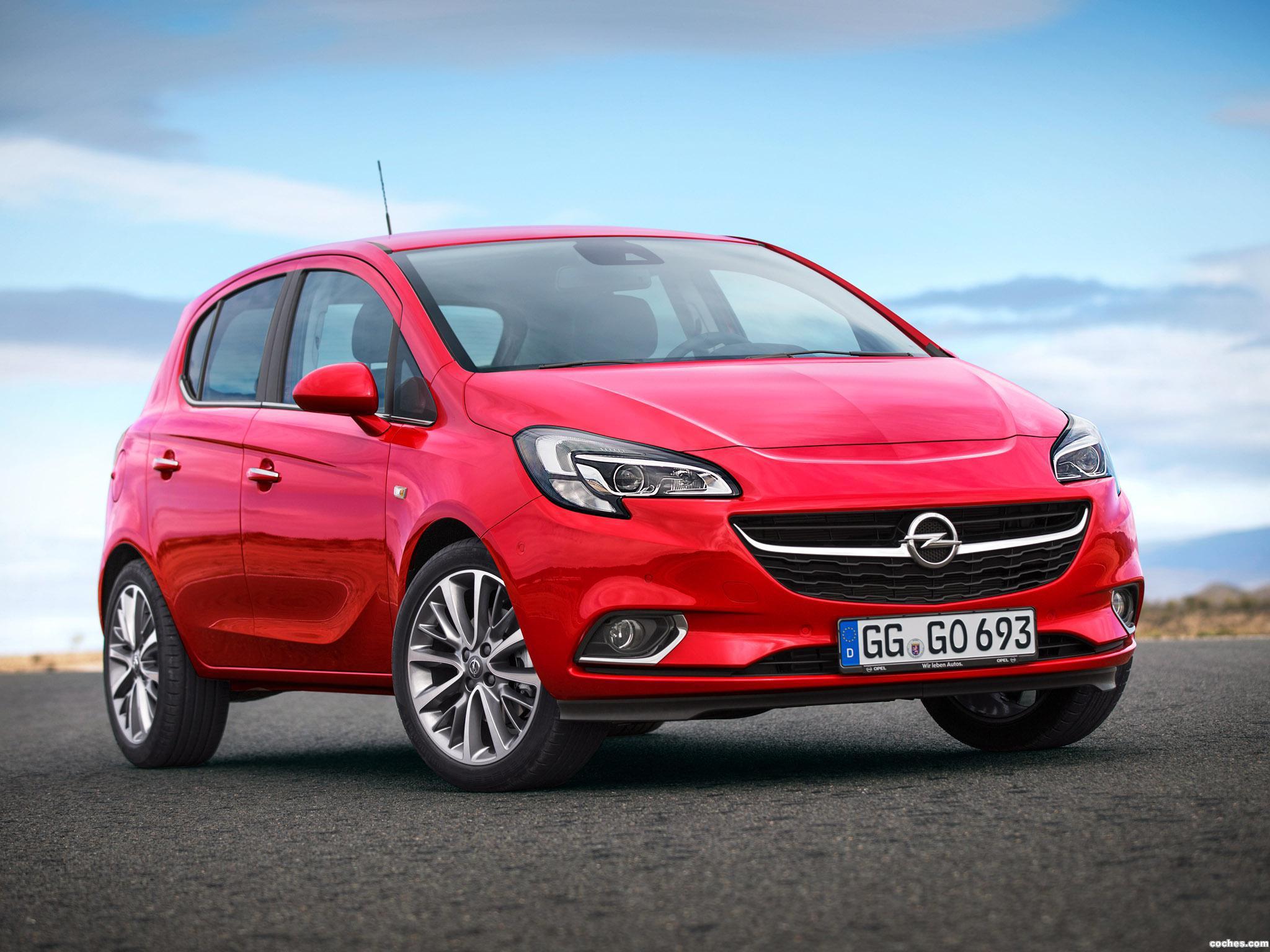 Foto 24 de Opel Corsa 5 puertas 2014