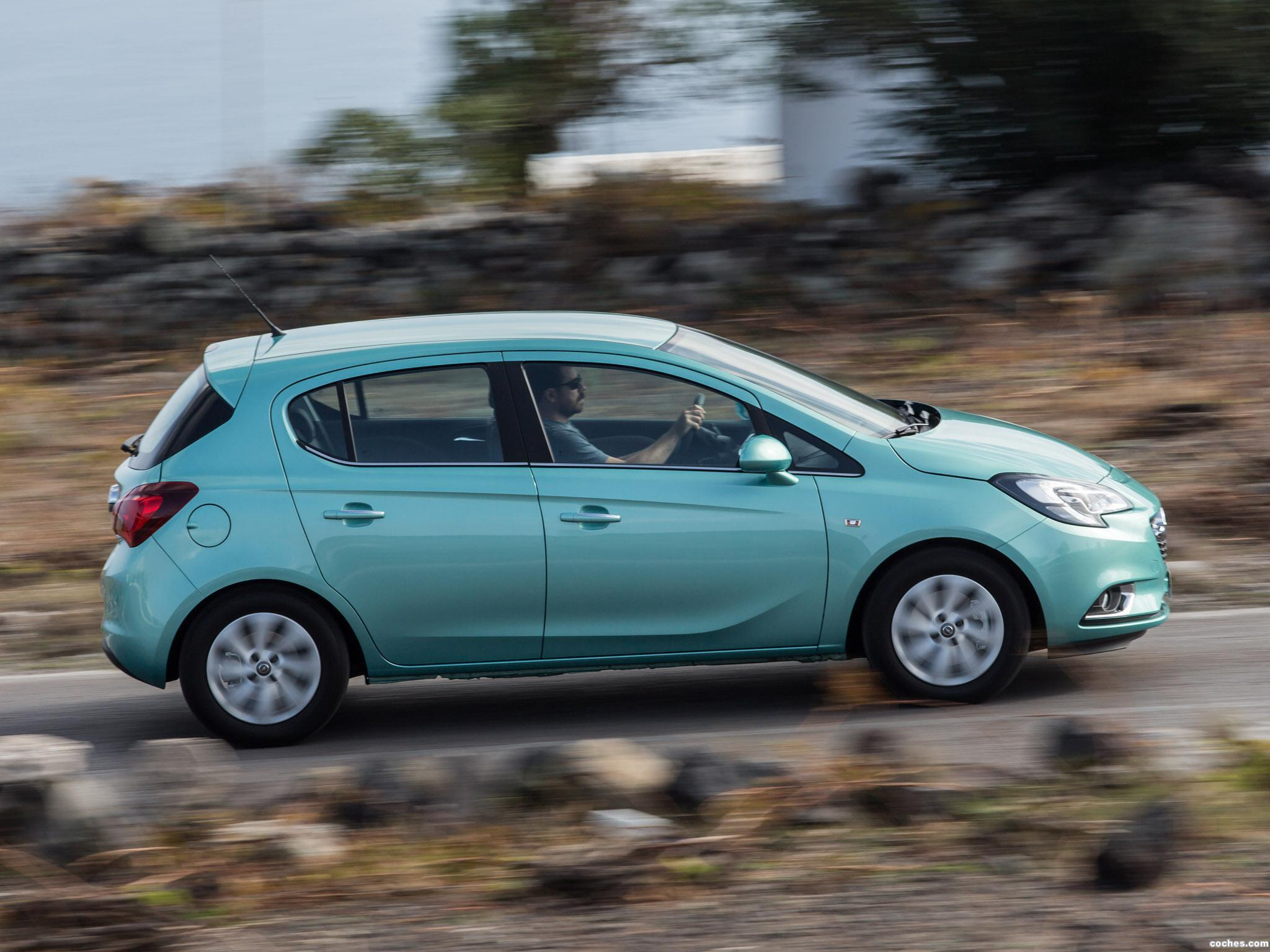 Foto 20 de Opel Corsa 5 puertas 2014