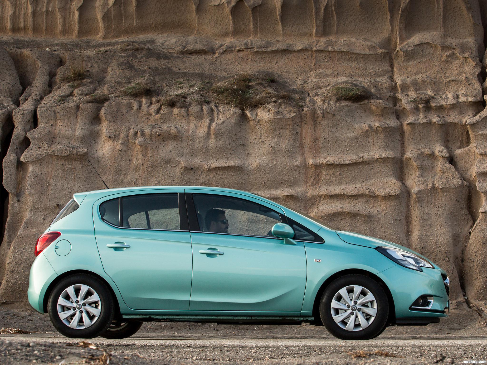 Foto 14 de Opel Corsa 5 puertas 2014