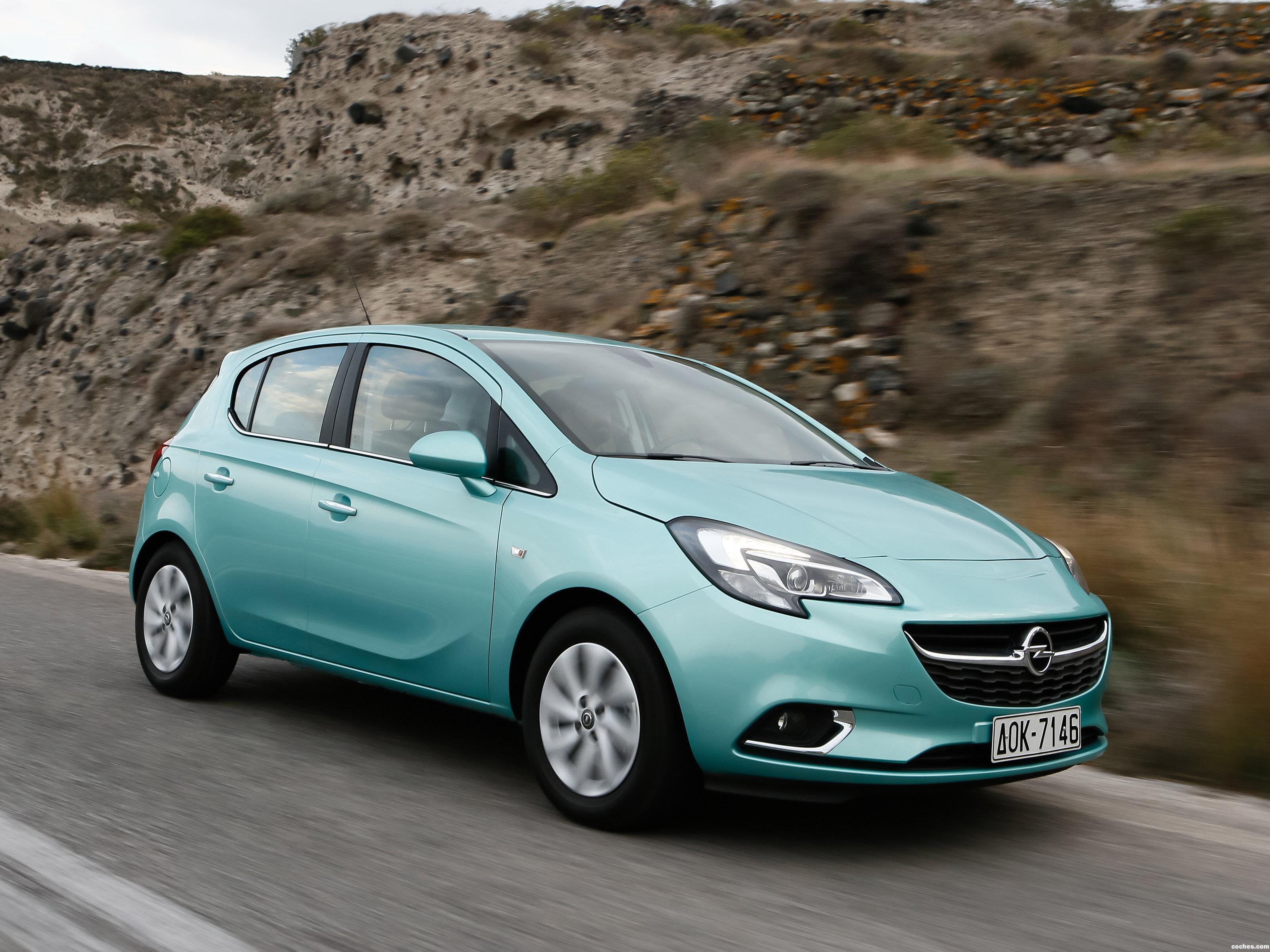 Foto 12 de Opel Corsa 5 puertas 2014