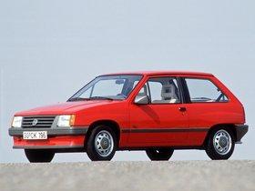 Fotos de Opel Corsa A 1982