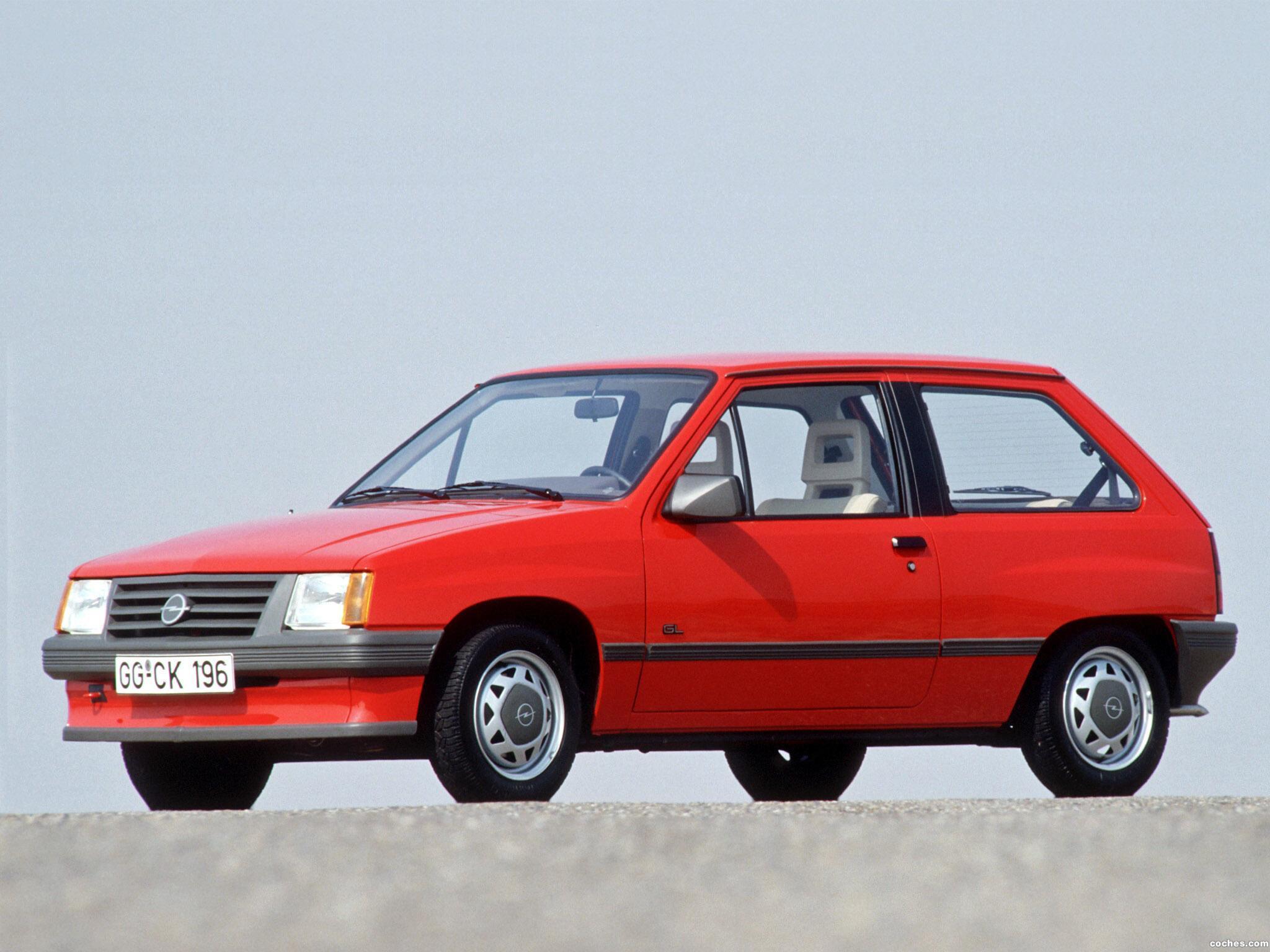 Foto 0 de Opel Corsa A 1982