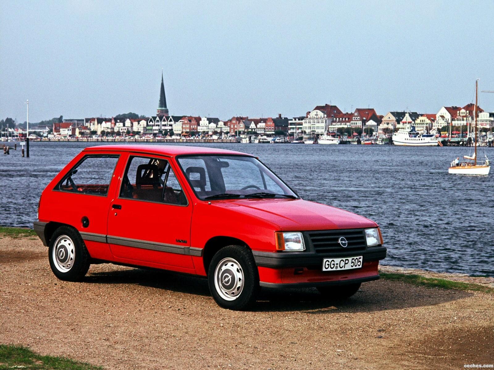 Foto 0 de Opel Corsa A 1988