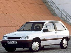 Ver foto 2 de Opel Corsa A 3 puertas 1990